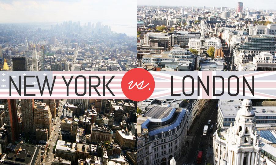 New york london dating