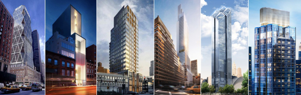 norman foster's nyc projects, sperone westwater, norman foster's new york city projects, norman foster manhattan