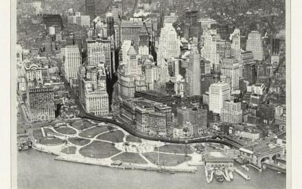 nyc skyline 1900s, nyc 1920, historic nyc, old nyc skyscrapers