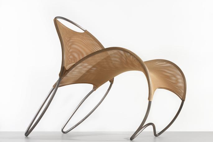 loop de loop, William Pedersen, chair design