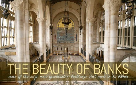 the beauty of banks