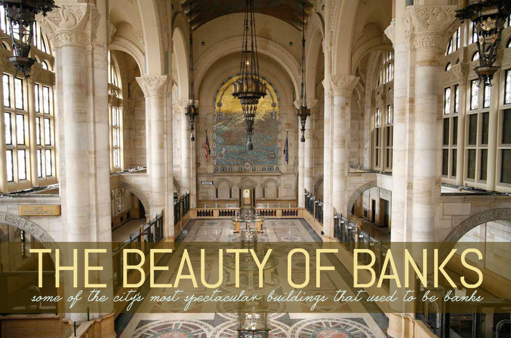Explore Some Of Nyc 39 S Most Beautiful Buildings That Used To Be Banks 6sqft
