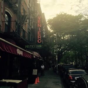 An old NY feel on 11th Street #eastvillage #newyork #spring