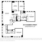 80 Chambers Street, Pol Theis, P & T Interiors, Tower 270