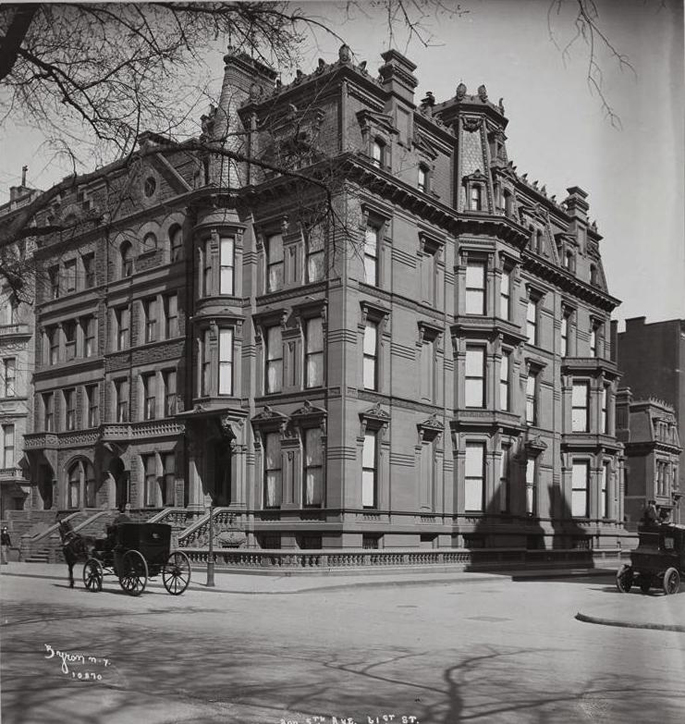 800 5th Avenue-Bostwick Mansion-NYC