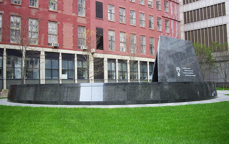 African Burial Ground, African Burial Ground National Monument
