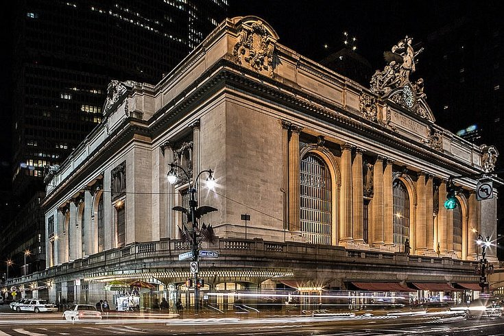 Grand Central, Grand Central Terminal, Warren and Whetmore, NYC landmarks