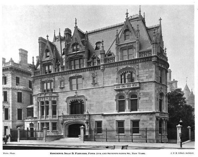 A Guide To The Gilded Age Mansions Of 5th Avenue S