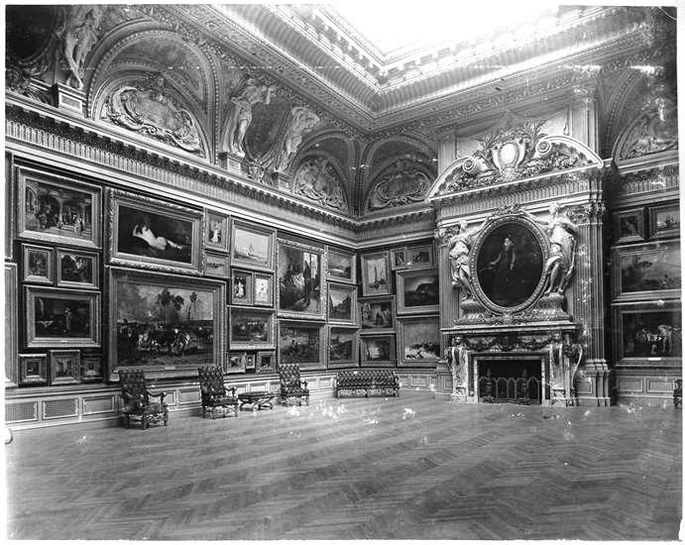 John Jacob Astor-Mrs. Astors House-840 Fifth Avenue-Interior-NYC