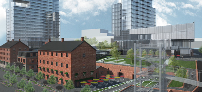Lighthouse Point, St. George Redevelopment Project, Staten Island waterfront, Triangle Equities