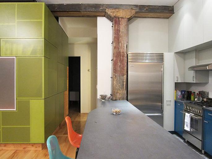 Horatio Street apartment