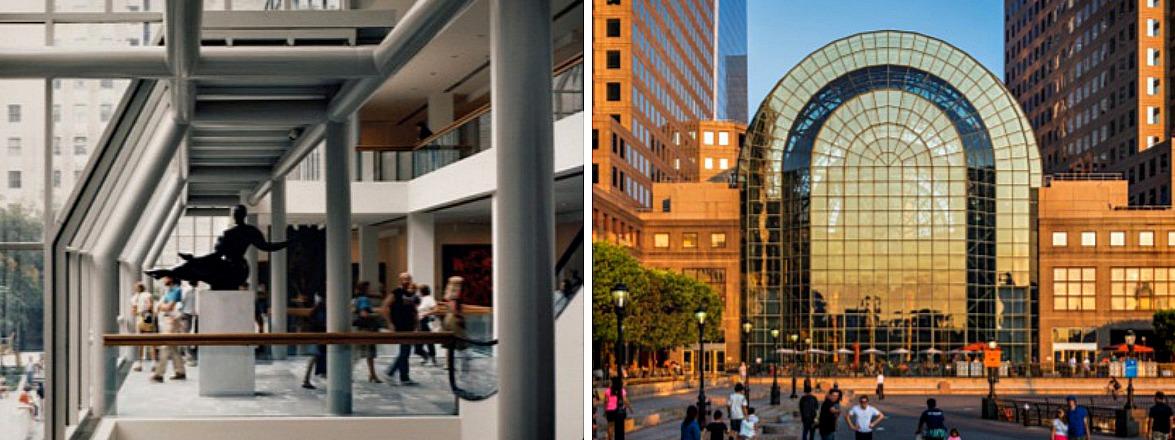 MoMA addition, World Financial Center, Cesar Pelli