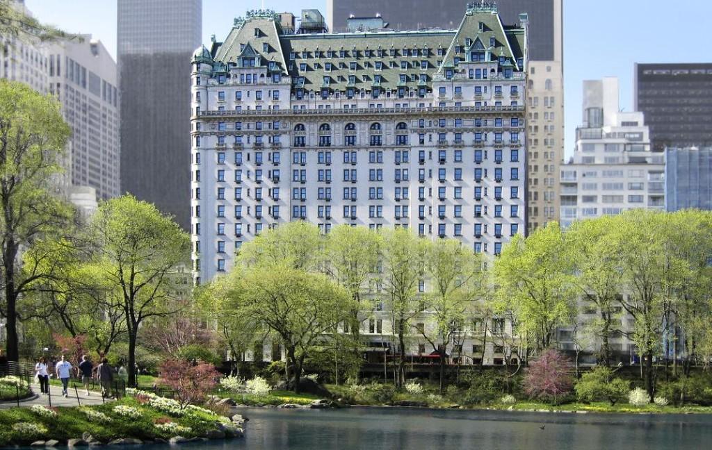 New York Plaza Hotel, the plaza