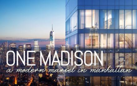 One Madison , One Madison Triple Penthouse