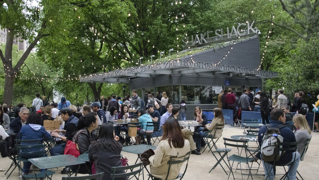 Shake Shack, Madison Square Park, Danny Meyer, NoMad