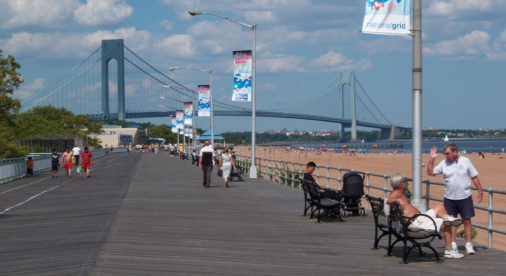 South Beach Staten Island, FDR Boardwalk, Staten Island beaches