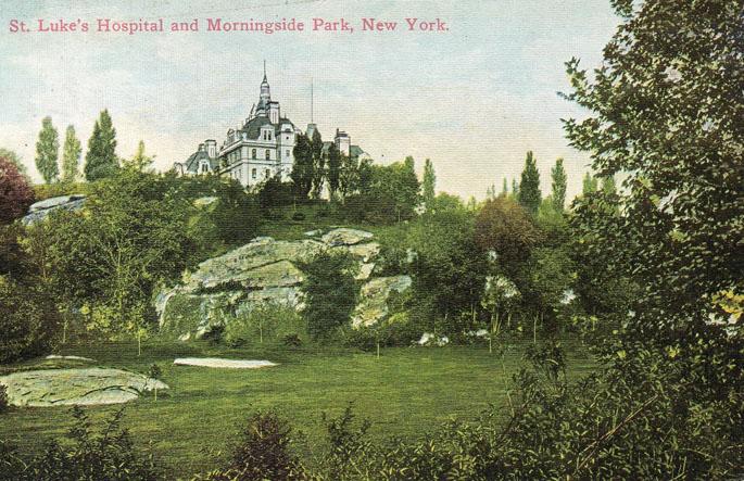St. Luke's Hospital-Morningside Park