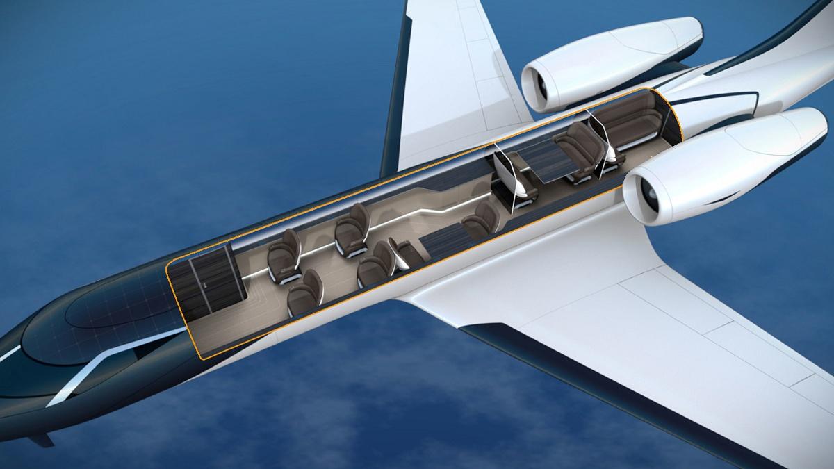 Technicon, IXION windowless jet