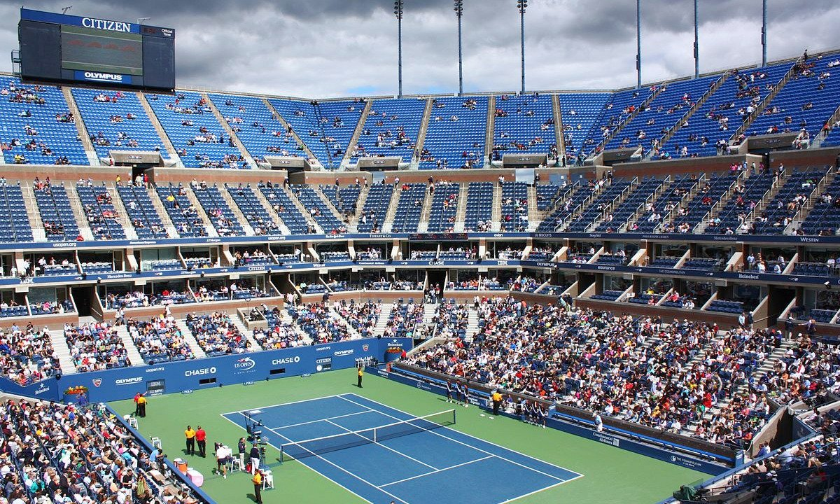 US Open, Arthur Ashe Stadium, Flushing Meadows-Corona Park, tennis stadiums