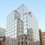 Urban Glass House, Philip Johnson, Glass House, 330 Spring Street