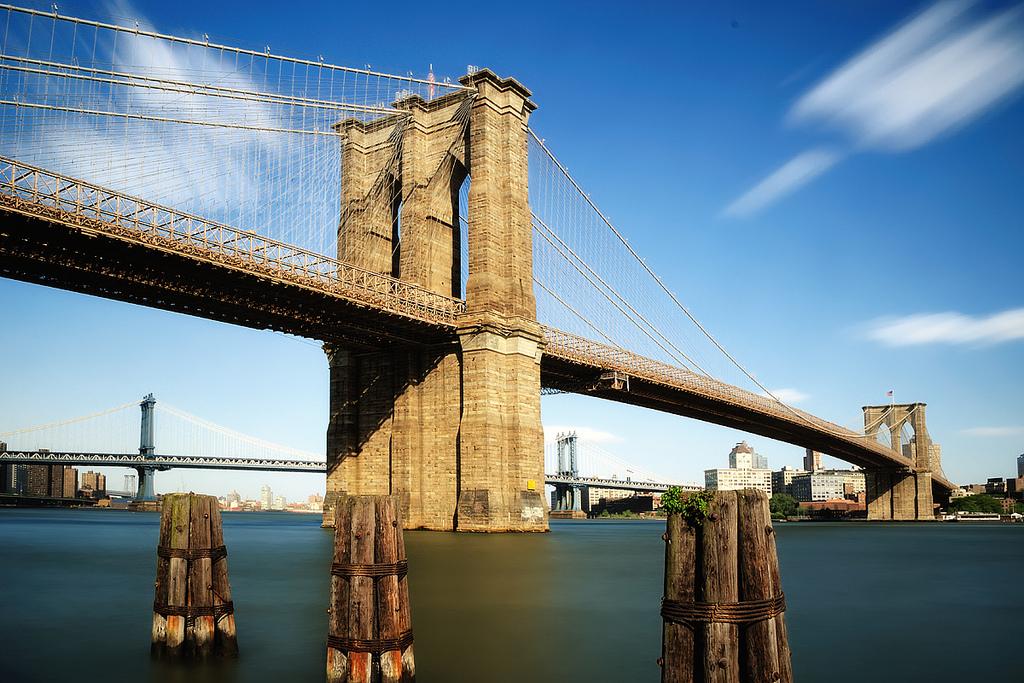 Brooklyn Bridge, New York City Birdges