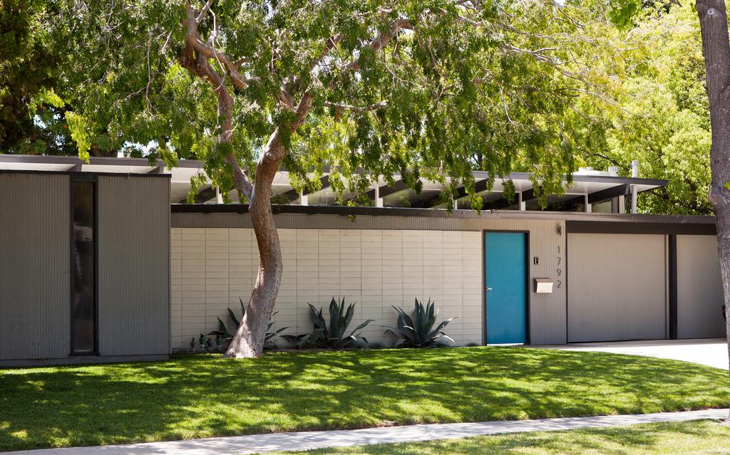 Eichler, Modernist Architecture, Modern House, Mid-century Modern, Fairmeadows, Palo Alto