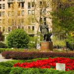 gramercy park, gramercy park hotel, gramercy park key, secret gardens nyc, 2 Lexington Avenue