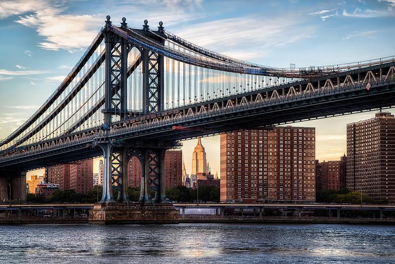 manhattan bridge, new york bridges