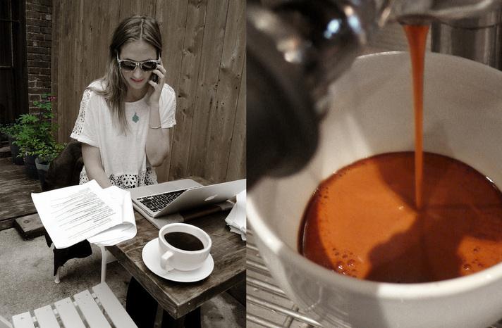 Primrose Cafe, Clinton Hill, Cafe, Coffee, Brooklyn
