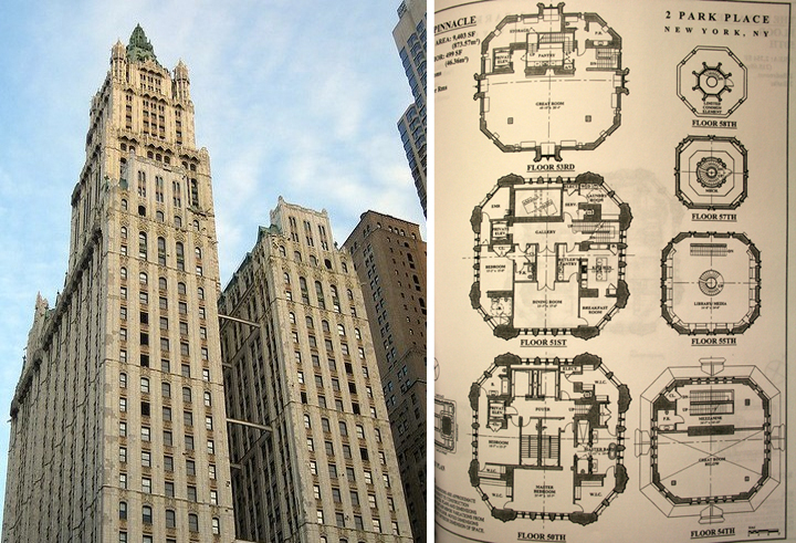 110m Woolworth Penthouse Pricing Confirmed New Floor