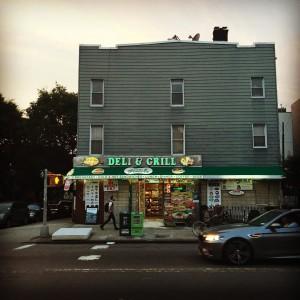 Williamsburg sunset brooklyn curedmeats