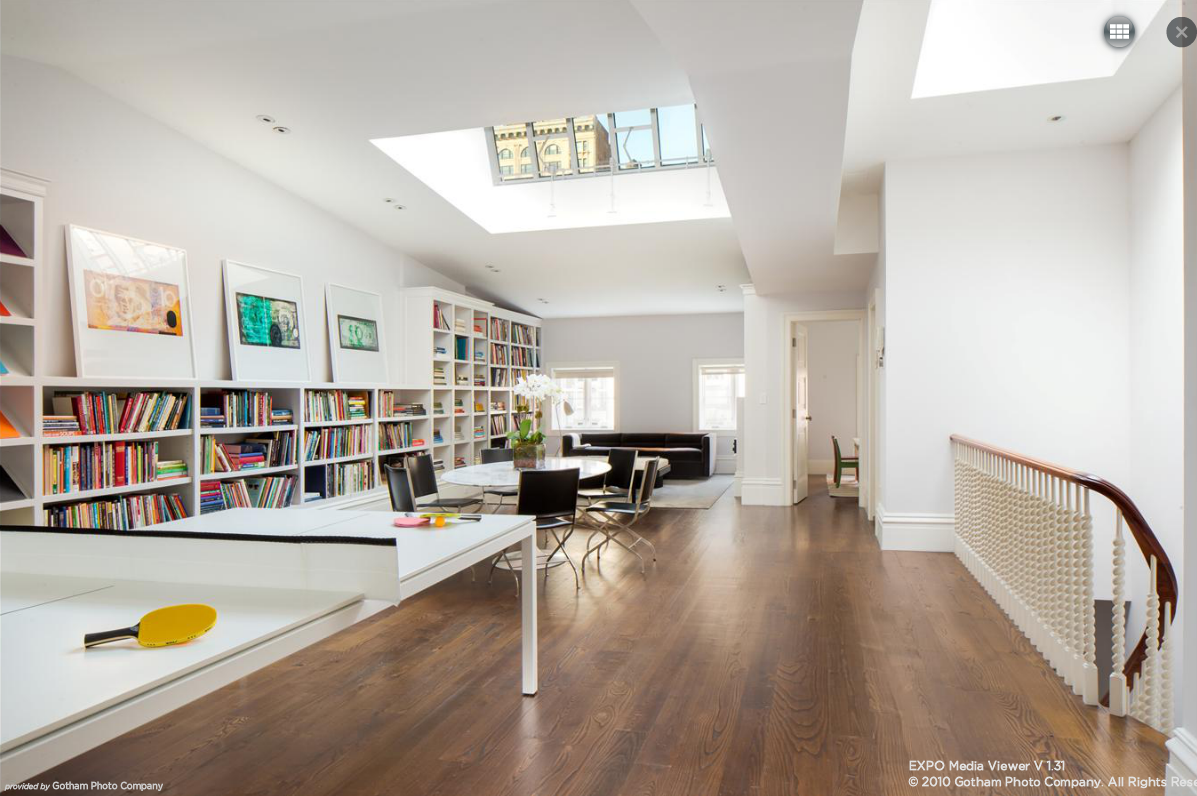 Sarah jessica parker finally sells greenwich village for Case vacanze new york home away