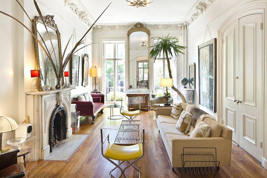 Truly exquisite west village rental with historic details for Manhattan west village apartments