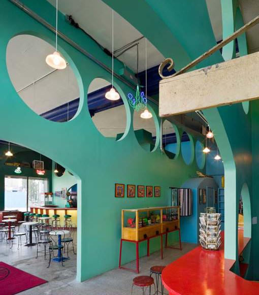 Coney Island Museum Interior 1