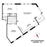 533 Canal Street, Kirsten Dunst, Soho real estate
