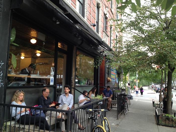 9th Street Espresso, cafe, East 9th Street, East Village, Alphabet City, NYC