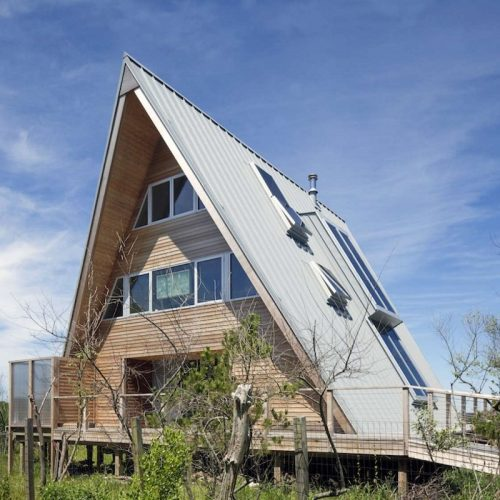 Fire Island's mid-century modern architecture; a pepper grinder that blocks wi-fi during meals