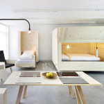Atelierhouse Harry Thaler, Atelierhouse, Harry Thaler, murphy bed design, murphy designs, transportable furniture, moveable murphy furniture, Museum of Modern and Contemporary Art Museion in Bolzano, transforming furniture
