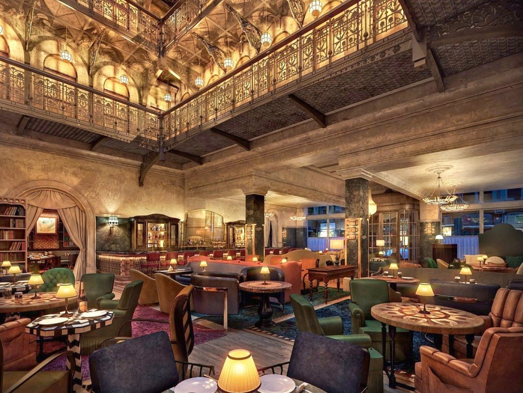 Revealed Beekman Hotel And Condo Interiors 6sqft
