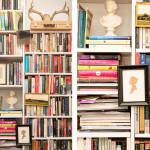 Brooklyn Heights loft, Elizabeth Roberts, Ensemble Architecture, Bookshelves, Renovation, Interiors