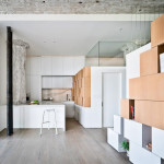 DOEHLER Brooklyn Loft, SABO Project, SABO Architects, Cool brooklyn lofts, brooklyn factory loft