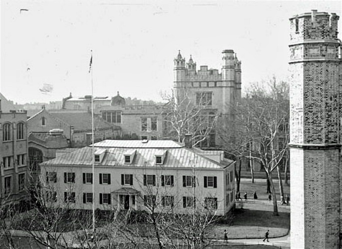 Erasmus Hall High School, Erasmus Hall Academy, C.B.J. Snyder