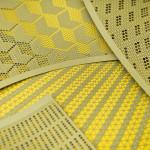 Fifti-fifti, Take-off Light, customizable lamp, paper lamp, pattern design, German design,