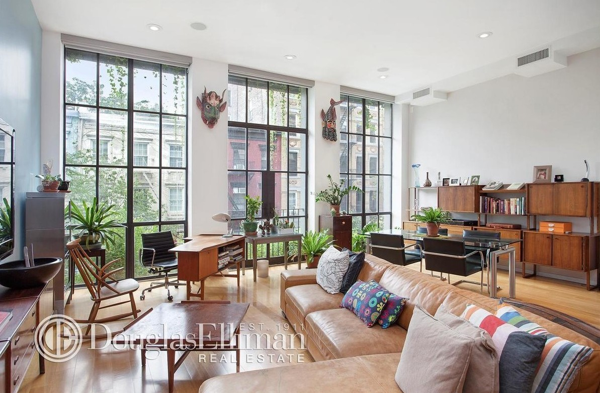 Flowerbox Building, 259 East 7th Street, East Village, NYC, Condo for sale