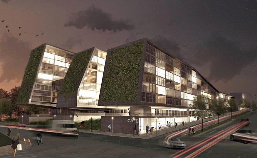 AutoDesk, Spofford Juvenile Center, Majora Carter, Green Giant