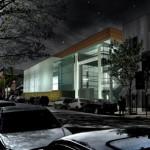 St. Joseph's College, Athletic Center, Vanderbilt Avenue, Brooklyn