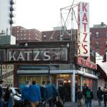Katz's Delicatessen, Katz's Delicatessen lower east side