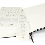 Moleskine, Livescribe Notebook, iPad compatible, notebook, automatic back up