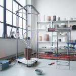 Olivier Van Herpt, 3D Printed Ceramics, Dutch design, Eindhoven, 3D machine, ceramics