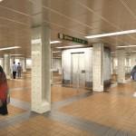 Kohn Pedersen Fox, One Vanderbilt Transit Hall